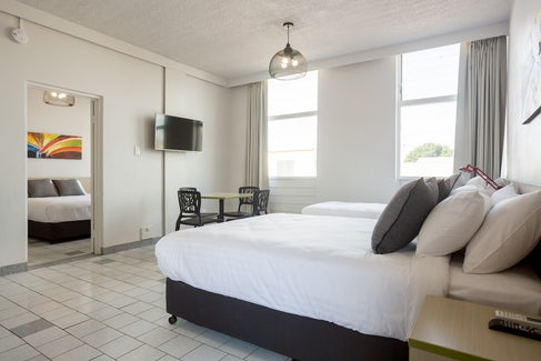 Two Bedroom Apartment at Nightcap at Emerald Star Hotel