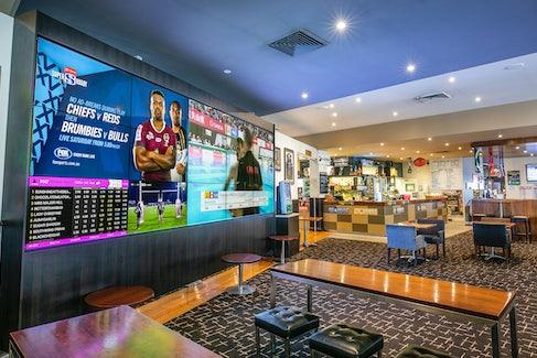 Sports Bar at Excelsior Hotel