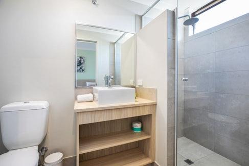 Ensuite Bathroom at Nightcap at Wanneroo Tavern