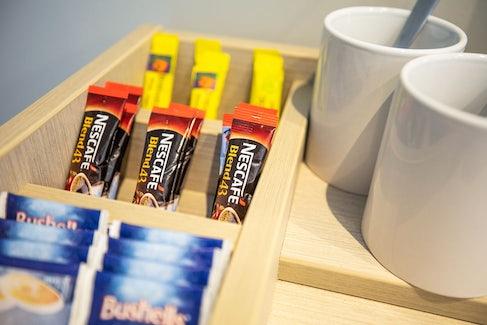 Tea and Coffee Making Facilities at Nightcap at Wanneroo Tavern