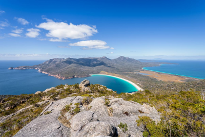 Wineglass Bay, Freycinet National Park TAS